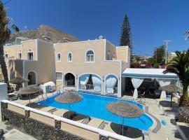 Dioskouri Art Villas, ξενοδοχείο κοντά σε Αrt Space Σαντορίνη, Καμάρι