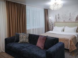 Аврора Парк Отель, отель во Владивостоке