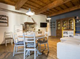 Altid tower house in the city centre with terrace, apartment in Pisa