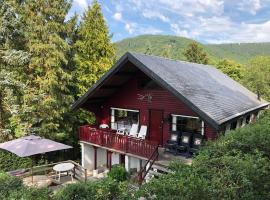 Chalet Grand Coo, hotel near Waterfalls of Coo, Stavelot
