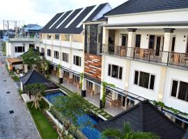 Tirtha Khayangan, hotel in Canggu