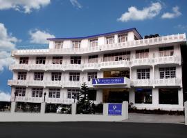 Hotel Vatika - the riverside resort、ダラムシャーラーのホテル