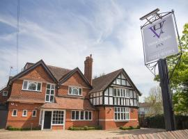 Verve Hotel, hotel in Bedford