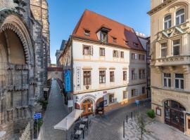 Hotel Cerny Slon, hotel in Prague 1, Prague