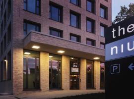 the niu Dwarf, hotel in Tempelhof-Schöneberg, Berlin