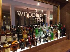 The Woodborough Inn, hotel in Winscombe