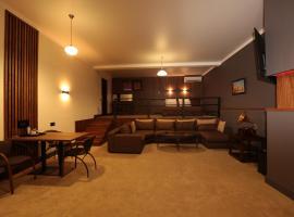 Boutique-hotel ANANA, отель в Сухуме