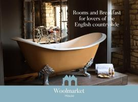 Woolmarket House, vacation rental in Chipping Campden