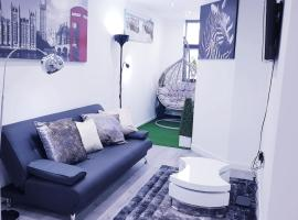 Z Home Apartments, hotel in Leicester