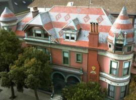 Chateau Tivoli Bed and Breakfast, B&B in San Francisco