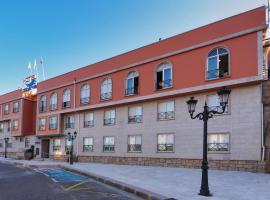 Hotel Apartamentos Dabarca, hotel in Pontevedra