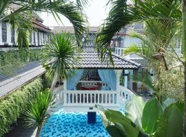Raintree Boutique Villa & Gallery, homestay in Yogyakarta
