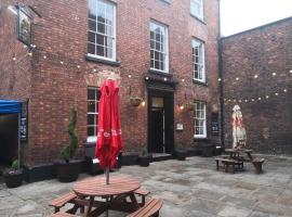 The Commercial Bar & Hotel, hotel near Caergwrle Castle, Chester
