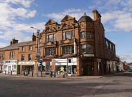 The Corner House Hotel, hotel in Annan