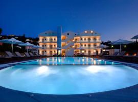 V Luxury Suites, accommodation in (( Agía Eleoúsa ))