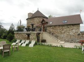 Les Grandes Vignes, hotel en Saint-Étienne-sous-Bailleul