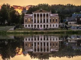 Гостевой дом, усадьба Мосоловых, отель в городе Dubna