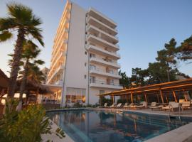 Hotel Sun Shine, hotel in Durrës