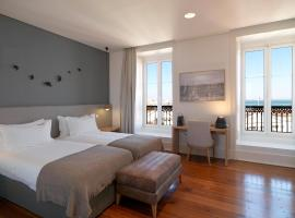Feels Like Home Chiado Prime Suites, bed & breakfast a Lisbona