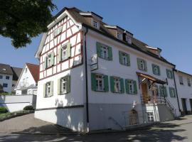 Hotel Hohe Schule, Privatzimmer in Bad Überkingen