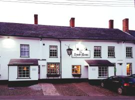 The Hood Arms, inn in Kilve