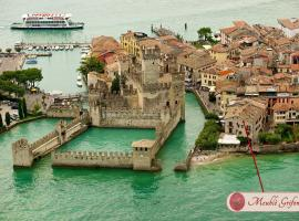 Hotel Grifone, hotell i Sirmione