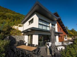 Les Catalons, hôtel à Sévrier près de: École de ski d'Annecy Semnoz