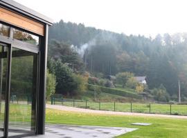 Les Jardins du Nideck, villa in Oberhaslach
