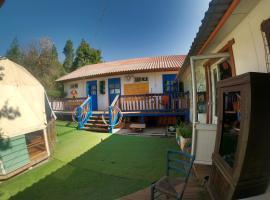 Golan Heights Hostel, אכסניה באודם