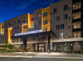 AC Hotel by Marriott Bloomington Mall of America, romantic hotel in Bloomington