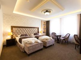 Hotel Dvorana, hotel v destinaci Karlovy Vary