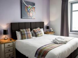 The Knowes Hotel & Restaurant, hotel near Delgatie Castle, Macduff