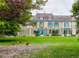 La Ferme d'Armenon, hotel near Forges-les-Bains Golf Course, Les Molières
