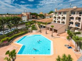 Residence Agathea, hotel in Cap d'Agde