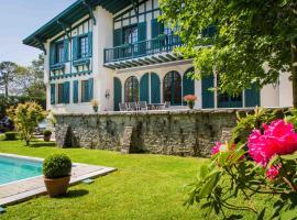 La Maison du Marquis, hôtel à Biarritz près de: Halle d'Iraty