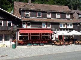 Landgasthof Kleine Kommode, hotel i Zorge