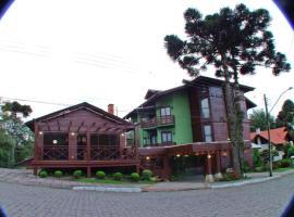 Pousada Canela, hotel in Canela