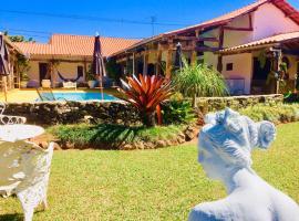 Pousada Minas Goiás