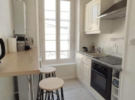 APPARTEMENT CANNES MONTFLEURY, apartment in Cannes