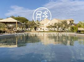 Italianway - Locanda della Meridiana, hotel with pools in Pula