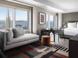 Four Seasons Hotel San Francisco at Embarcadero, отель в Сан-Франциско