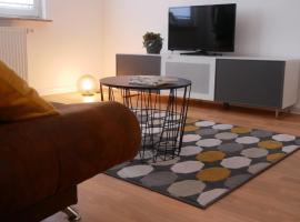 Ferienwohnung günstig mieten, accessible hotel in Essen