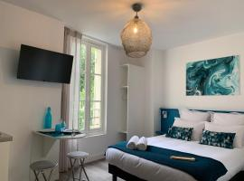 Logis St Joseph, budget hotel in Angers