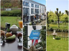 Hotel Oorsprongpark, hotel in Utrecht