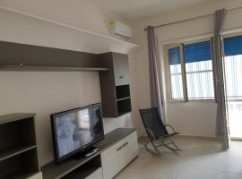 Gaeta serapo mare, apartment in Gaeta