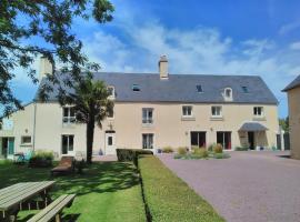La Maison Periot, accessible hotel in Trévières