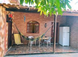 Casa de praia com Pomar, Espaço Gourmet, Wi-fi, Completa!, accessible hotel in Cabo Frio