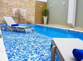 Hotel Barlovento, hotel in Cartagena de Indias