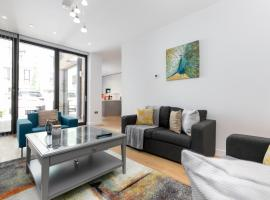 LT Greenwich 3 Bed Townhouse - Cutty Sark/O2/Excel, hotel near O2 Arena, London