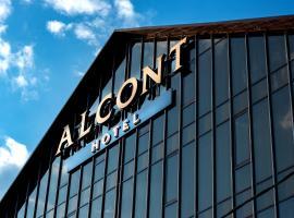 Alсont Hotel, отель в Эстосадке